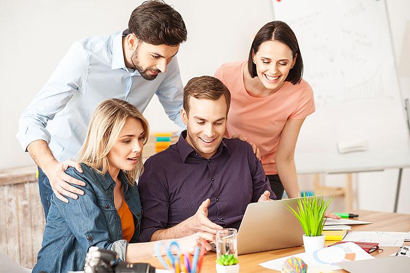 Du bestemmer hvordan vi arbejder sammen - Lønfeldt Marketing