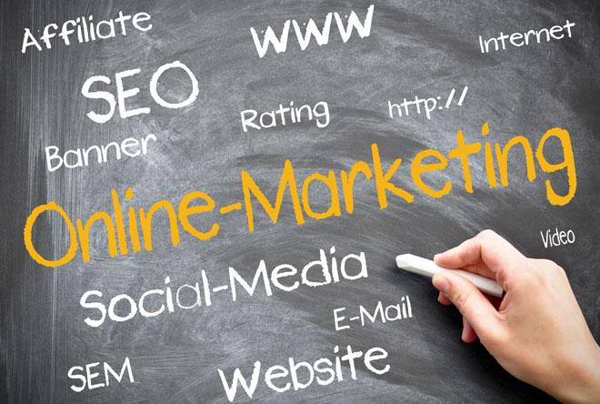 Har du brug for hjælp til din online markedsføring ?