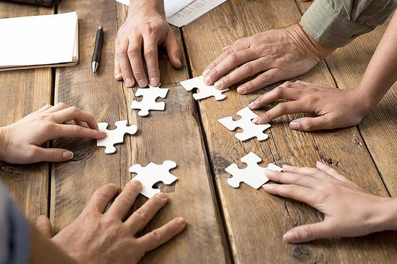 Marketingydelser - se hvordan vi samarbejder med kunderne