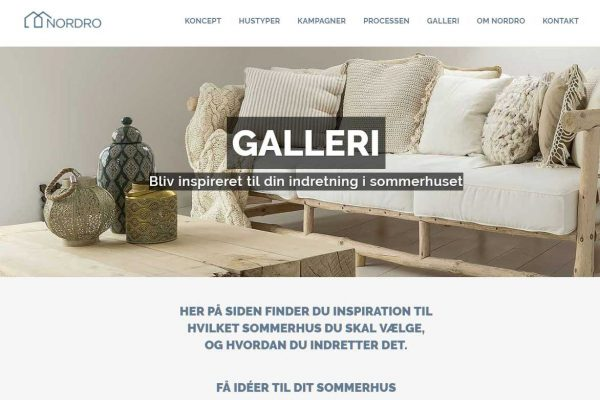 Nordro Galleri - Lønfeldt Marketing